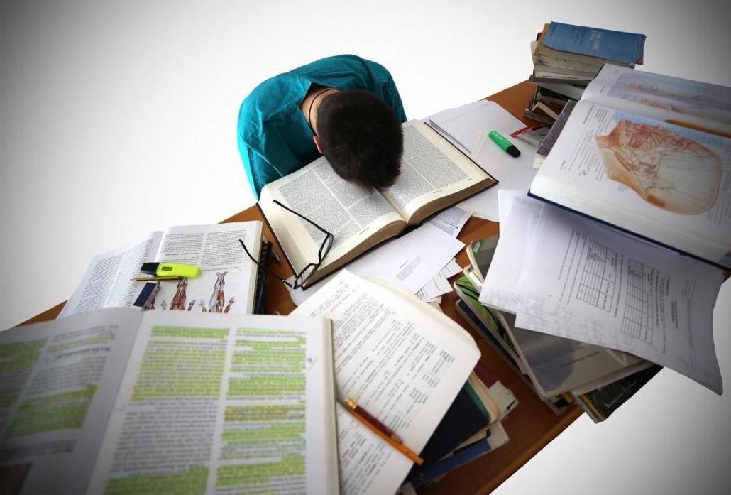 روش درس خواندن
