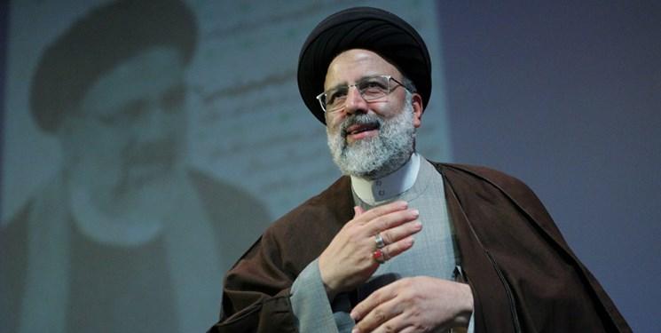 حجت الاسلام رئیسی در دانشگاه تهران